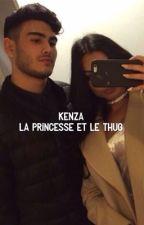 La Princesse & le thug  by marseillaiseuu