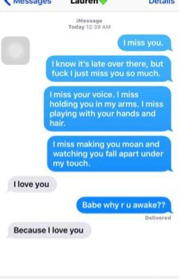 Camren texts 2