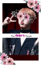 ¤ The Crazy People ¤ Jung Hoseok ¤ Book One ¤ by Ornitorrinca_Roxa