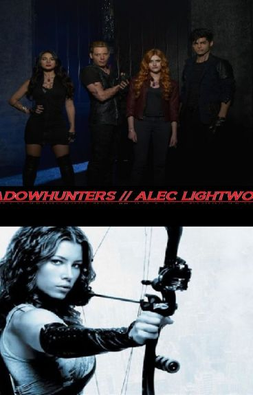 Shadowhunters // Alec Lightwood