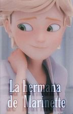 La Hermana De Marinette II Chat Noir Y Tu by cnlftwolfhard
