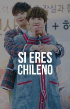 Si eres chileno by simone-wonderboy