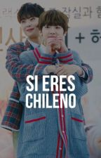 Si eres chileno by shippeanding