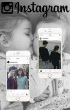 Instagram |Chandler riggs y tú| by maryaneli