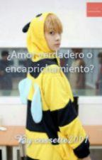 ¿Amor Verdadero O Encaprichamiento? (ASTRO Y TU) by cossette2001