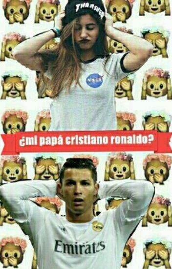 ¿Mi Papa Cristiano Ronaldo?