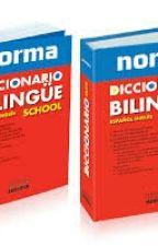 Diccionario De Ingles by SkarletMora