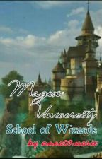 Magix University: School of  Wizards by anna09marie
