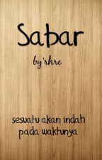 Sabar by rhhree