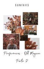 Preferências • Old Magcon | 2ª Parte  by sunfavs