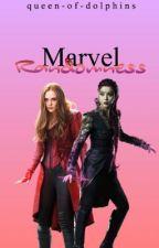 Marvel Randomness by wayward-witch