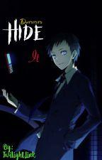 Hide It (Durarara!! /Mikado X Masaomi/) by TwilightLink