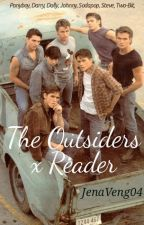 The Outsiders x Reader by JenaVeng04