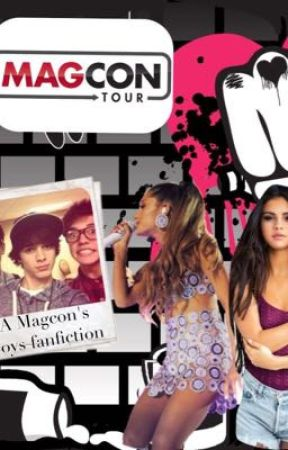 Meet And Greet // A Magcon Boy Fanfiction  by Creative_Fanfic