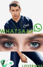 WhatsApp. (Nick Jonas Y Tu) by LoveRwar