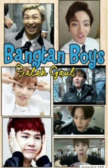 Bangtan Boys Salah Gaul