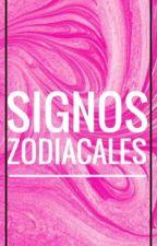 Signos Zodiacales by PaulaDorantesButera