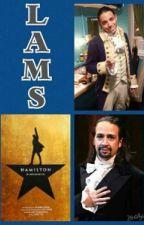 LAMS: Hamilton & Laurens by hamilams