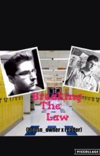 Breaking the law (house_owner x reader) by madi_isonfire