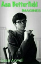 Asa Butterfield Imagines by CasaDatterfield