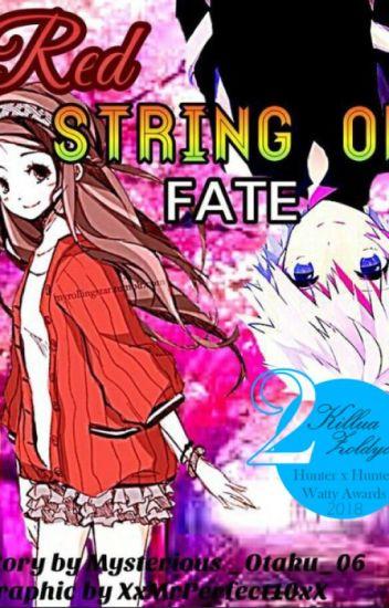 Red String of Fate [ Killua x Reader ]