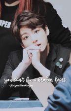 You can't fix a broken heart [Vkook] by Jinisprettierthanyou