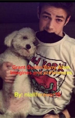 Grant Gustin/Barry Allen I&P (Requests are Open)  by niallforever15