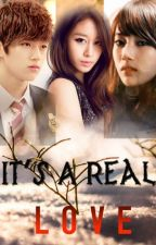 It's A Real Love [END] by idxjin_kim