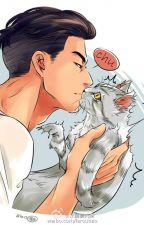 Rong biển bị mèo ăn  by YingJoyce97