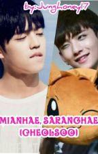 Mianhae, Saranghae  by snowyhoney_