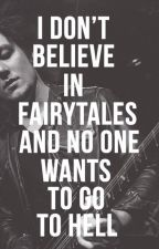 I don't believe in fairy tales. // Avenged Sevenfold  by Becky2000GD