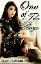 One Of The Boys #Wattys2016 by Jeydee19