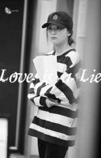 Love is a Lie by bearsulgi