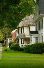 A small neighborhood  by queen_lyra0308