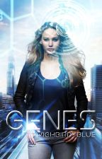 Genes  #Wattys2016 by TwighbirdyBlue