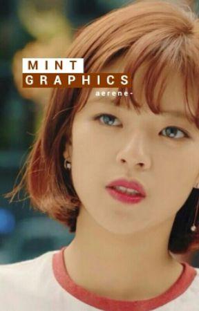 Mint Graphics | closed by yerimvevo
