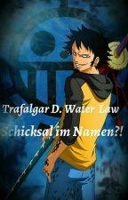 Trafalgar D. Water Law~Schicksal im Namen!? by Trafalgar_Law_17