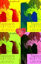 Especiales Karma x lectora by Kyokomarvell