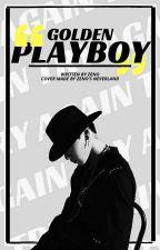 °Golden playboy ➳ j.jk #Wattys2016 by kinkyeol-