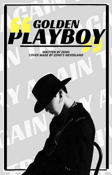 °Golden playboy ➳ j.jk #Wattys2016