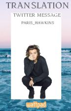 Twitter Messages [h.s] {RU} by Paris_Hawkins
