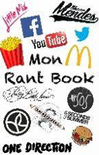 Rant Book de moi  by LeaMendes-Dolan
