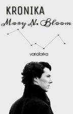 Kronika Mary N. Bloom || Sherlock BBC by variatorka