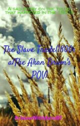 The Slave Trade(1800s The Akan Drum's POV) by InLoveWithMarvelDC