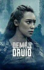 The Demon Druid- Teen Wolf by PurpleFlower5556