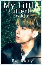 My Little Butterfly ~Jin BTS~. by ChoiJeJoon