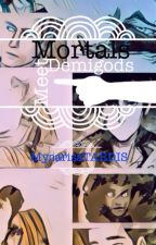 Mortals meet demigods [discontinued] by MycarisaTARDIS