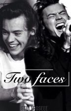 Two faces    h.s. by giuliroseee