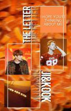 "The Letter ""ji+kook"" by ka-ixing"
