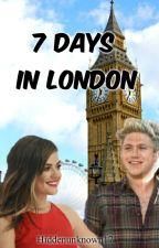 7 Days In London (POZASTAVENO) by Hiddenunknown17